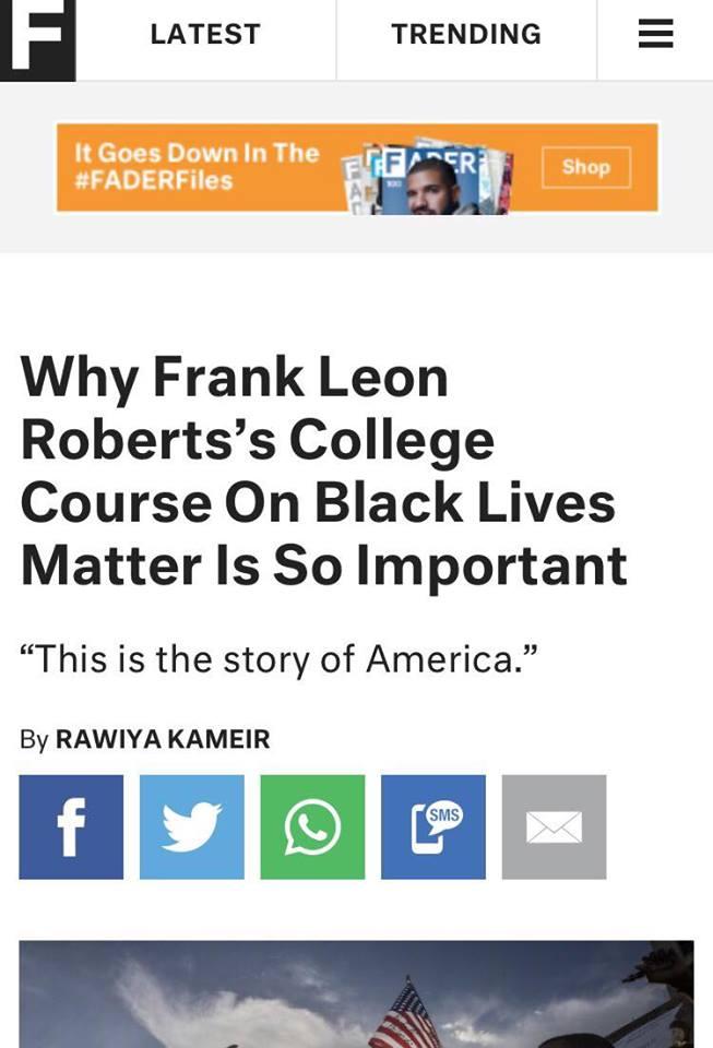 Frank Leon Roberts